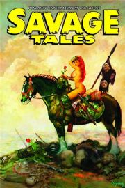 Savage Tales #8 (2008) Red Sonja Dynamite Entertainment comic book